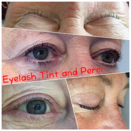 Eyelash Tint and Perm